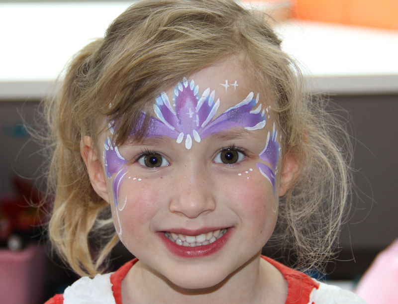 How To Make Face Painting At Home